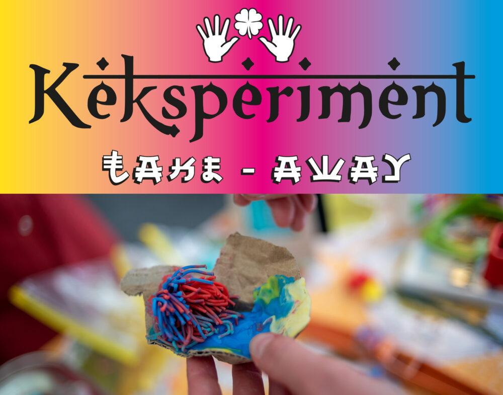 Keksperiment Takeaway def